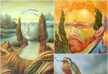 ภาพเขียนโดยศิลปินชาวยูเครน