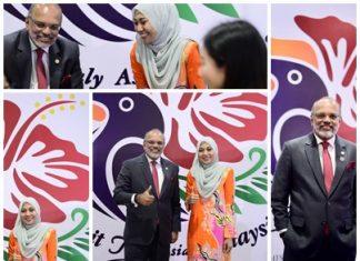 การท่องเที่ยวมาเลเซีย เปิดตัวแคมเปญ VISIT MALAYSIA 2020.